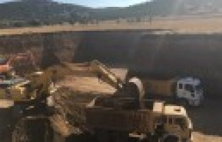 AFAD'a Yeni Hizmet Binası Yapılıyor