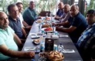 Ahmet Belli'den 500 Kişilik Kardeşlik İftarı...