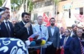 AK Parti Kahramanmaraş İl Başkanlığından Kınama