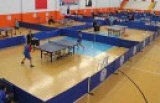 Akdeniz Grubu Masa Tenisi Turnuvası Tamamlandı