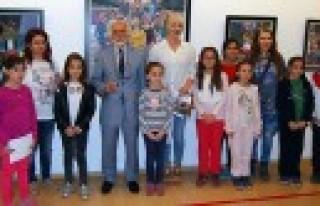 Ali Düzgün'ün Sergisi SANKO Sanat Galerisi'nde...