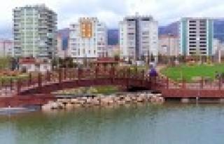 Aliya İzzet Begoviç Rekreasyon Alanı Açılıyor