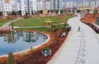 Aliye İzzetbegoviç Rekreasyon Alanı İlkbahara...