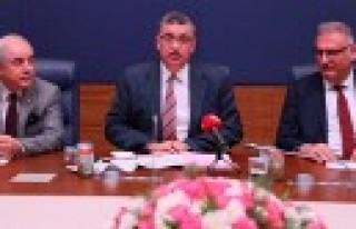 Almanya İçişleri Komisyonu Heyeti Türkiye'de...