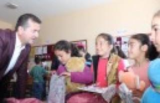 Ankara TIP Öğrencileri Heyeti Pazarcık'ta