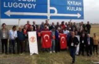 Ata Topraklarında Cumhuriyet Bayramı'nı Kutladık