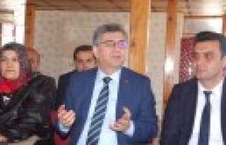 Aycan: Devletin Bekası İçin 'Cumhur İttifakı'nı...
