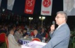 Aycan: Gizliden İttifakın İçerisinde Olan HDP...