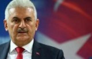 Başbakan, Kahramanmaraş'a Gelmeden Açıklama...