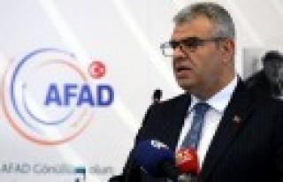 Başbakan Yardımcısı Kaynak, AFAD'ın Etkinliğine...