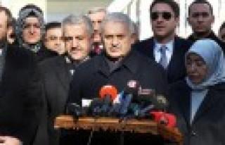 Başbakan Yıldırım: İstiklal Ruhu Bu Millette...