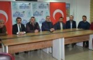 Başkan Aydın, Gazetecilerle Bir Araya Geldi