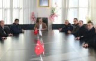 Başkan Bozdağ, Ankara'dan Yine Eli Boş Dönmedi