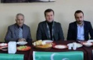 Başkan Bozdağ, Osmanlı Ocakları İle Bir Araya...