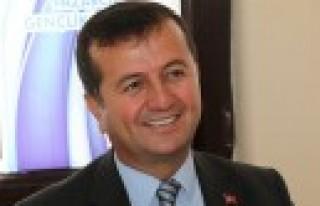 Başkan Bozdağ'dan 10 Ocak Çalışan Gazeteciler...