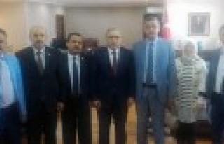 Başkan Bozdağ'dan Pazarcık'a Müjde