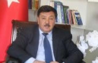 """Başkan Çeleğen'den """" Tıp Bayramı"""" Mesajı"""