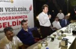 Başkan Erkoç Basın Mensuplarıyla İftar'da Biraraya...