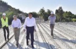 Başkan Erkoç; Bu Köprü Çok Önemli Bir Görev...