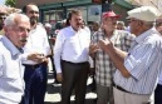 Başkan Erkoç; Büyükşehir Farkıyla Tüm Sorunlarımızı...