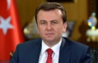 Başkan Erkoç; İtfaiyecilik Yürek İşidir