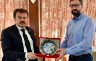 Başkan Erkoç: Kahramanmaraş'ı Dünya'ya Tanıtacağız