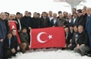 Başkan Erkoç: Kahramanmaraş'tan Dünyaya Mesaj...