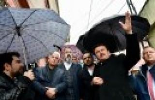 Başkan Erkoç: Kilidi Çözmeye Çalışıyoruz