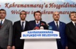Başkan Erkoç: Tüm Halkımızı 17 Şubat'ta Müftülük...