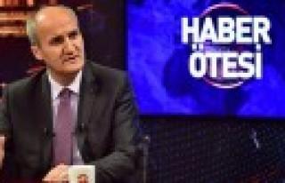 Başkan Okay, Aksu Tv'de Gündemi Değerlendirdi