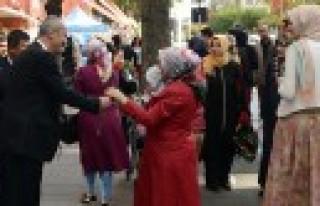 Başkan Okay'dan Dünya Kadınlar Günü Mesajı