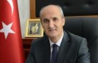 Başkan Okay'dan Elbistan'a Geçmiş Olsun Mesajı
