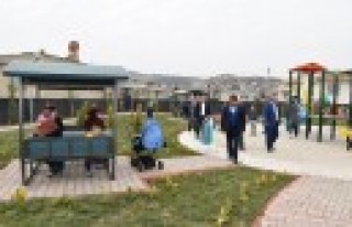 Başkan Okumuş, Türkoğlu'na Üç Adet Yeni Park...