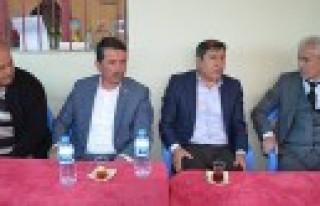 Başkan Okumuş'un Referandum Gezileri Devam Ediyor