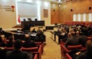 Belediye Meclisi 5 Mart'ta Toplanıyor
