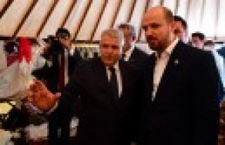 Bilal Erdoğan, Onikişubat Belediyesi Çadırını...