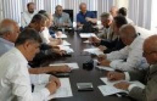 Bölge İl Müftüleri Toplantısı Yapıldı