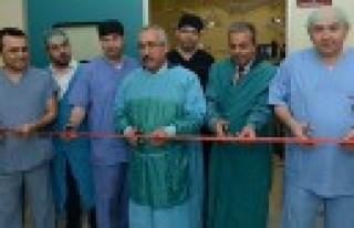 Bölgenin İlk Hibrit Ameliyathanesi KSÜ Tıp'ta...