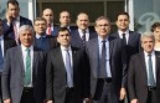 Bölgesel Kalkınmada Güçbirliği Platformu Osmaniye'de...