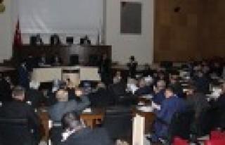 Büyükşehir Belediye Meclis 13 Aralık'ta Toplandı