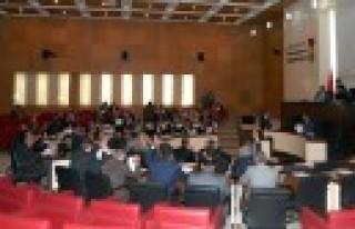 Büyükşehir Belediye Meclisi 10 Kasım'da Toplandı