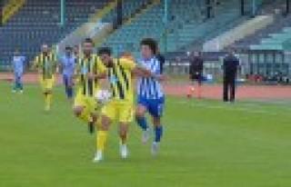 Büyükşehir Belediyespor, Derincespor'a 2-0 Mağlup...