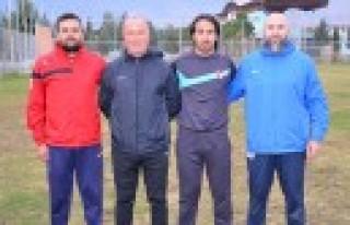 Büyükşehir'de Yeni Teknik Ekip Göreve Başladı