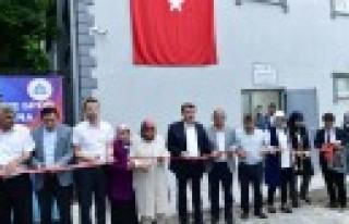 Büyükşehir'den Andırın'a Gençlik Ve Spor...