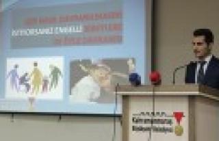 Büyükşehir'den Engellilere İletişim Semineri