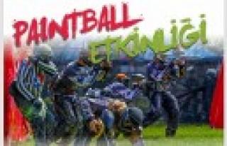 Büyükşehir'den Gençlere Paintball Etkinliği