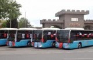 Büyükşehir'den İki Yeni Otobüs Hattı