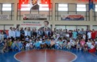 Büyükşehir'den İlçelere Yaz Spor Okulu