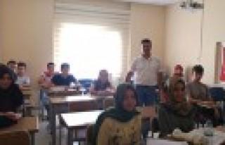 Büyükşehir'den Öğrencilere Yaz Kursları