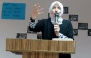 Büyükşehir'den Rabia Christine Konferansları
